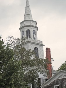 Fed Cong church steeple 2