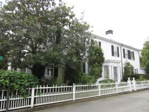Osborn House in Edgartown, Martha's Vineyard
