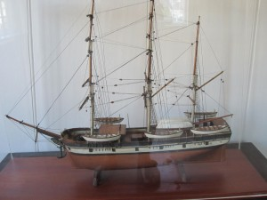 ship model 4