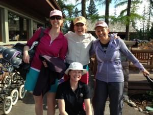 406 thrive! Golf Team