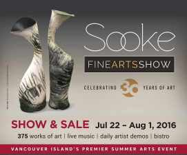 Sooke Fine Arst Show