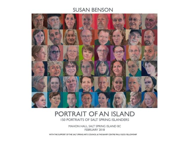 Poster: Portrait of an Island