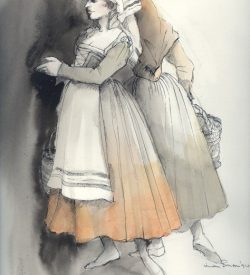 ROMEO AND JULIET, Market women