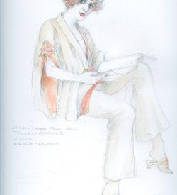 FALLEN ANGELS, 2005, Julia, Act1