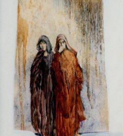 THE WOMAN, 1979, Trojan design