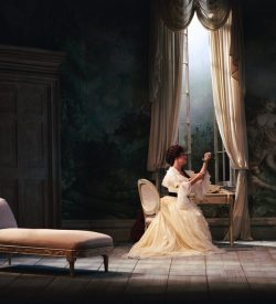 THE MARRIAGE OF FIGARO, COUNTESS, ACT 2, 1982