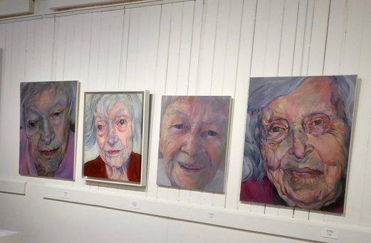Portraits of Older Women