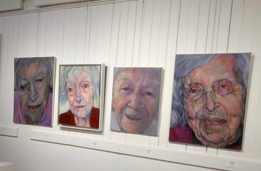 Portraits of Older Women