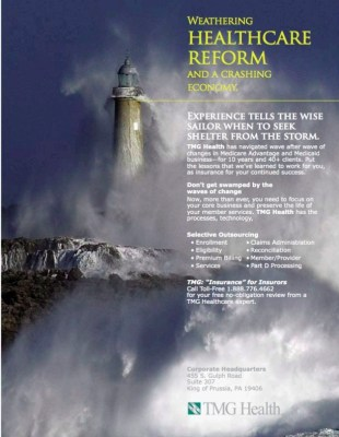 TMG Weathering Healthcare Reform