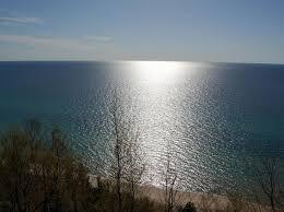 Lake MI sunset (2)