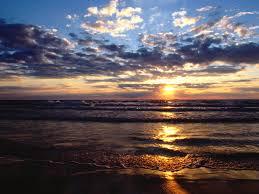Lake MI sunset (5)