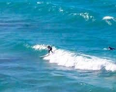 Lake Mi surfing (2)