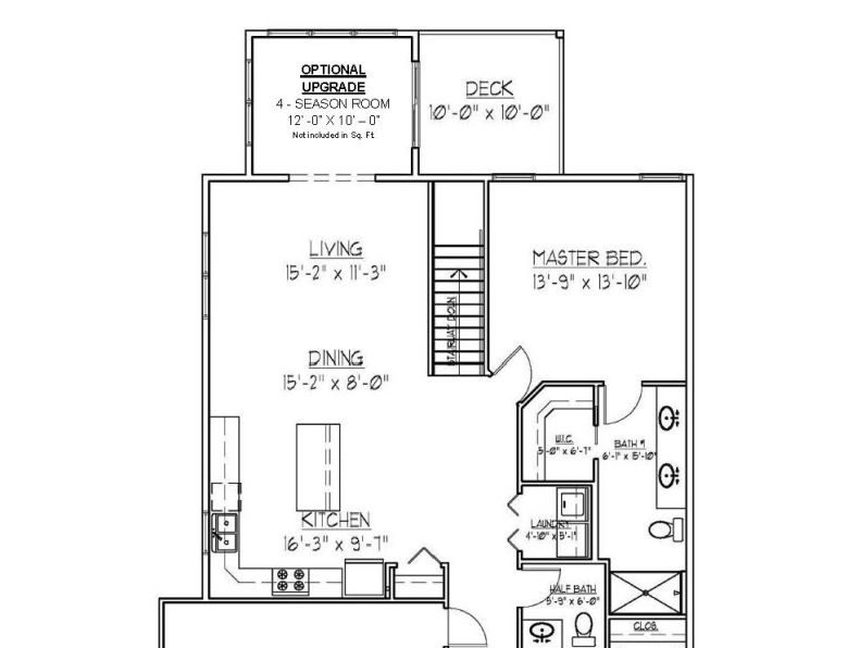 Floor Plans Sawgrass Condominiums In Holland Michigan