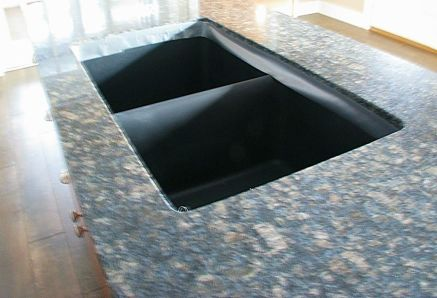 2515 Double sink