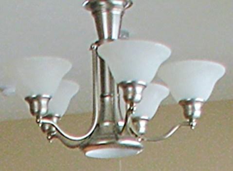 2515 Dining room hanging light