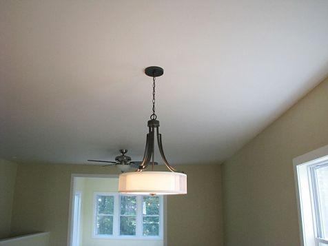 2502 Dining area hanging light