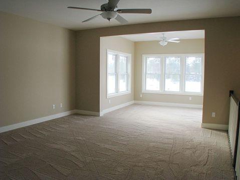 2515 Living room looking into 4-season room