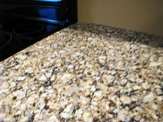 2437 Kitchen quartz counters