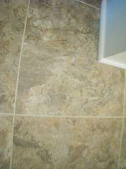 2502 Formica flooring in master bath