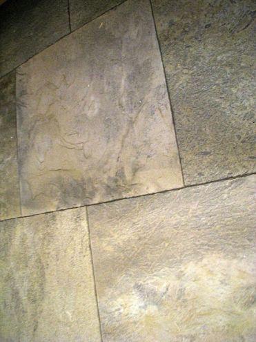 2506 Master bath vinyl flooring