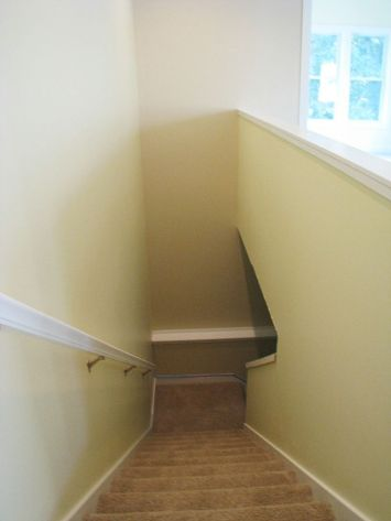 2502 Stairway from living room to lower level