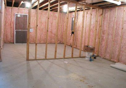2515 Unfinished storage areas