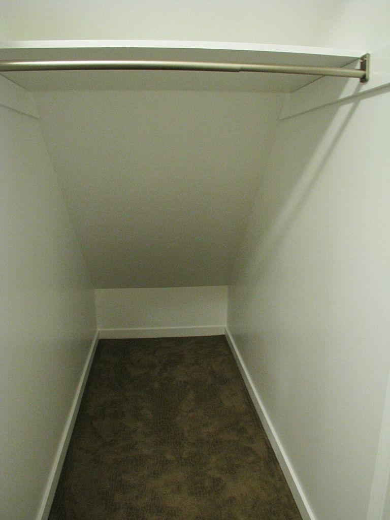 2506 Storage area under stairway