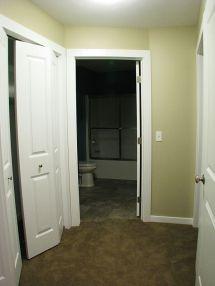 2506 Lower level hall to full bath