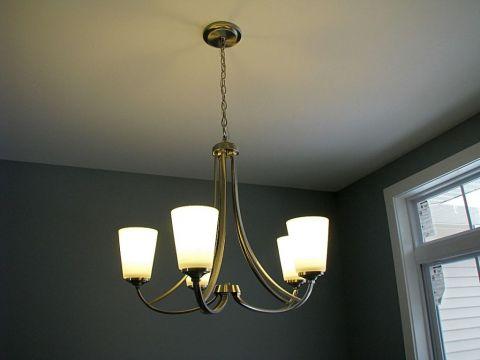 2415 Dining room light fixture
