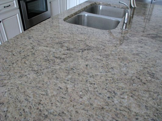 2419 Counter top on center island