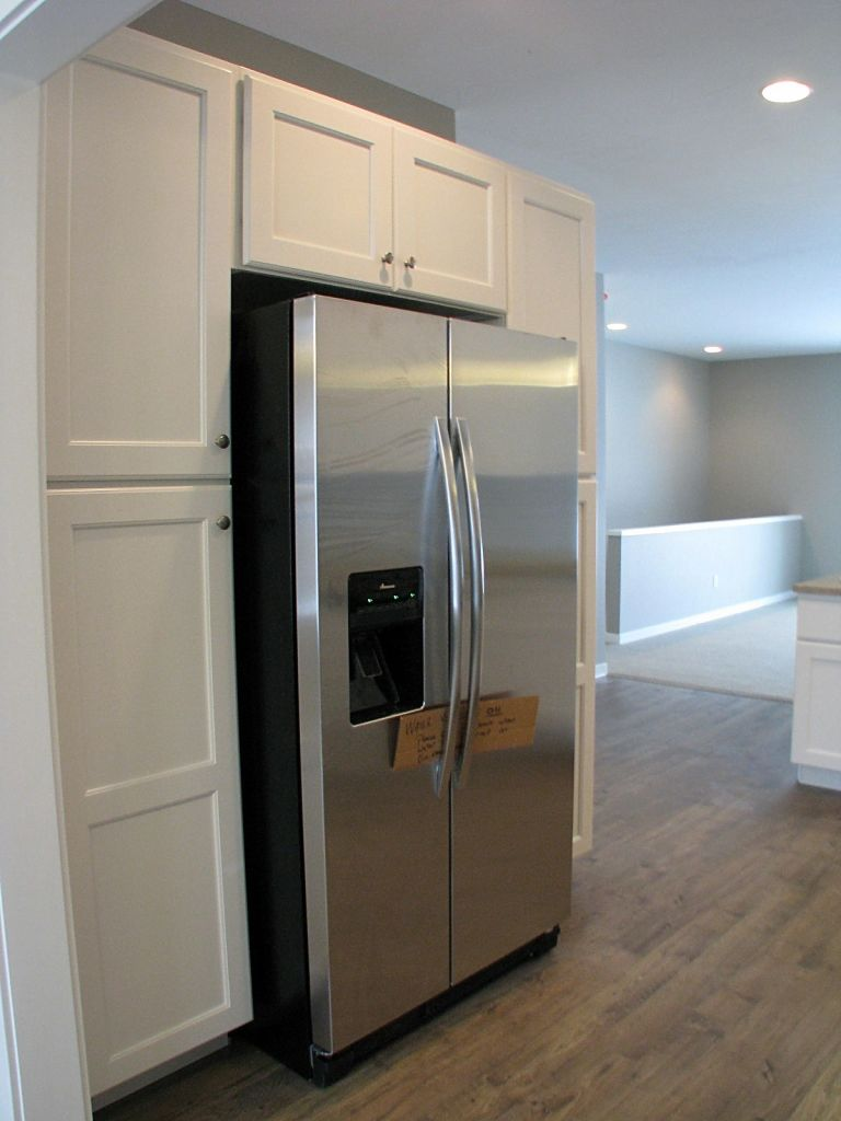 2415 Side by side refrigerator