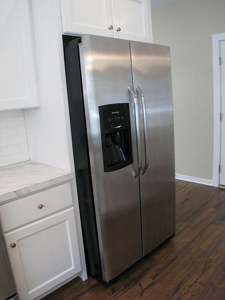 2518 Side by side refrigerator