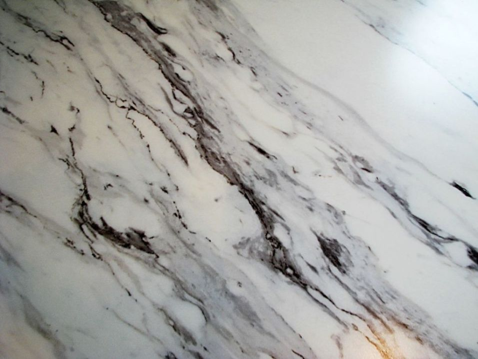 2518 Close up on laminate counter top