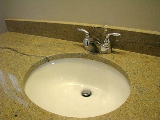 2415 Sink in master bath