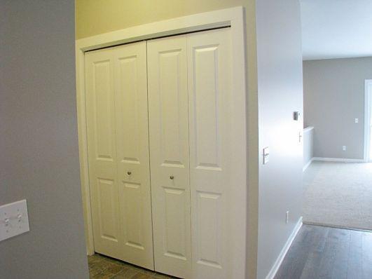 2415 Back hall double door closet