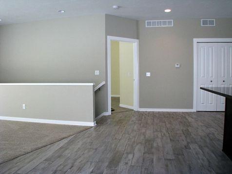 Door to master bedroom
