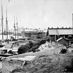 Holland MI waterfront historical photo