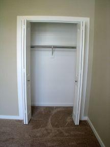 Flex room closet