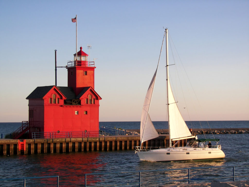 Lake Michigan Waterfront Homes For Sale