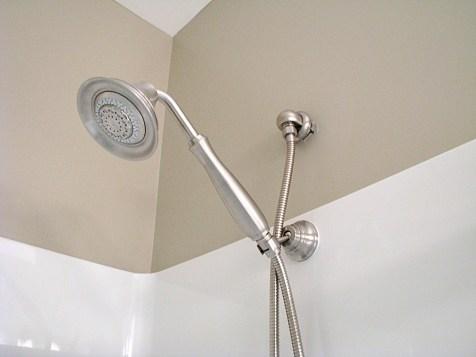 Bath-Other-Full-faucet shower head rainshower