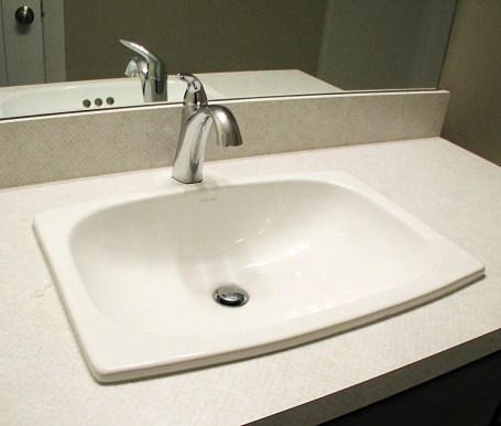 Full Bath-Lower level-sink-faucet