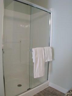 Master Bath-walk-in shower