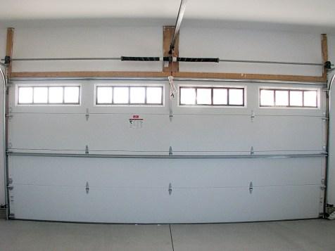 6406 garage door only interior