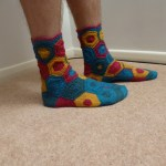 Crazy Hippy Hexasocks
