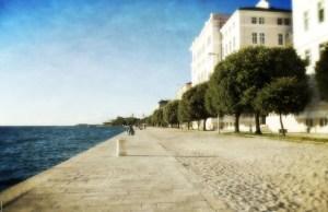 Zadar Boardwalk
