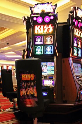 there is a slot machine for everything in pop culture