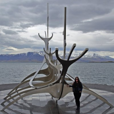 Me and the Sun Voyager.