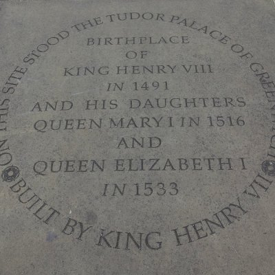 Etched into the walkway at the Royal Naval academy