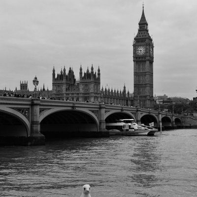 Westminster Bridge & Big Ben