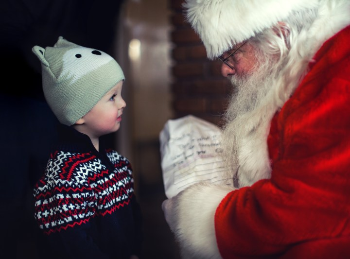 What do you do when your Christmas list is bigger than your budget?